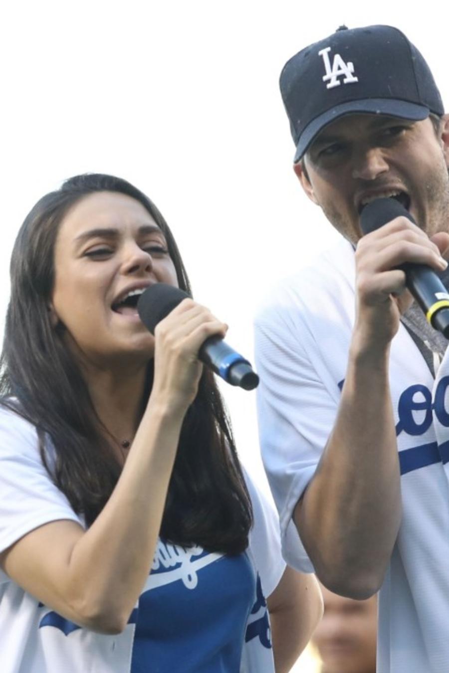 Ashton Kutcher and Mila Kunis: Parenting Goals
