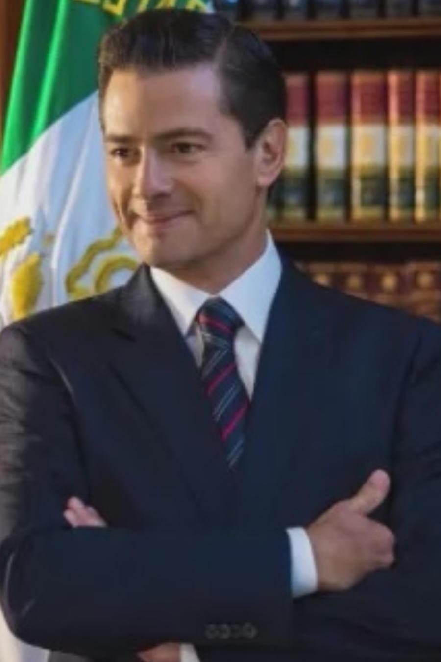 Enrique Peña Nieto ex presidente de México