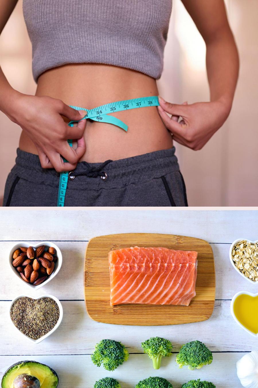 Bajar de peso en cada década