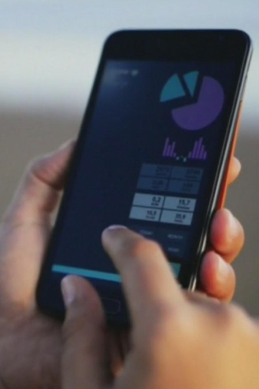 Aplicación para contar las calorías de los niños