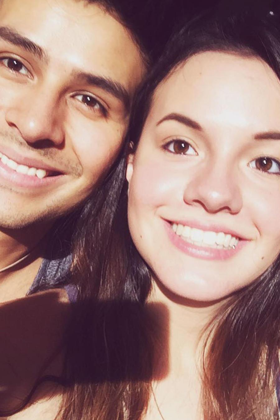 Sarita y Yimmy Ortiz