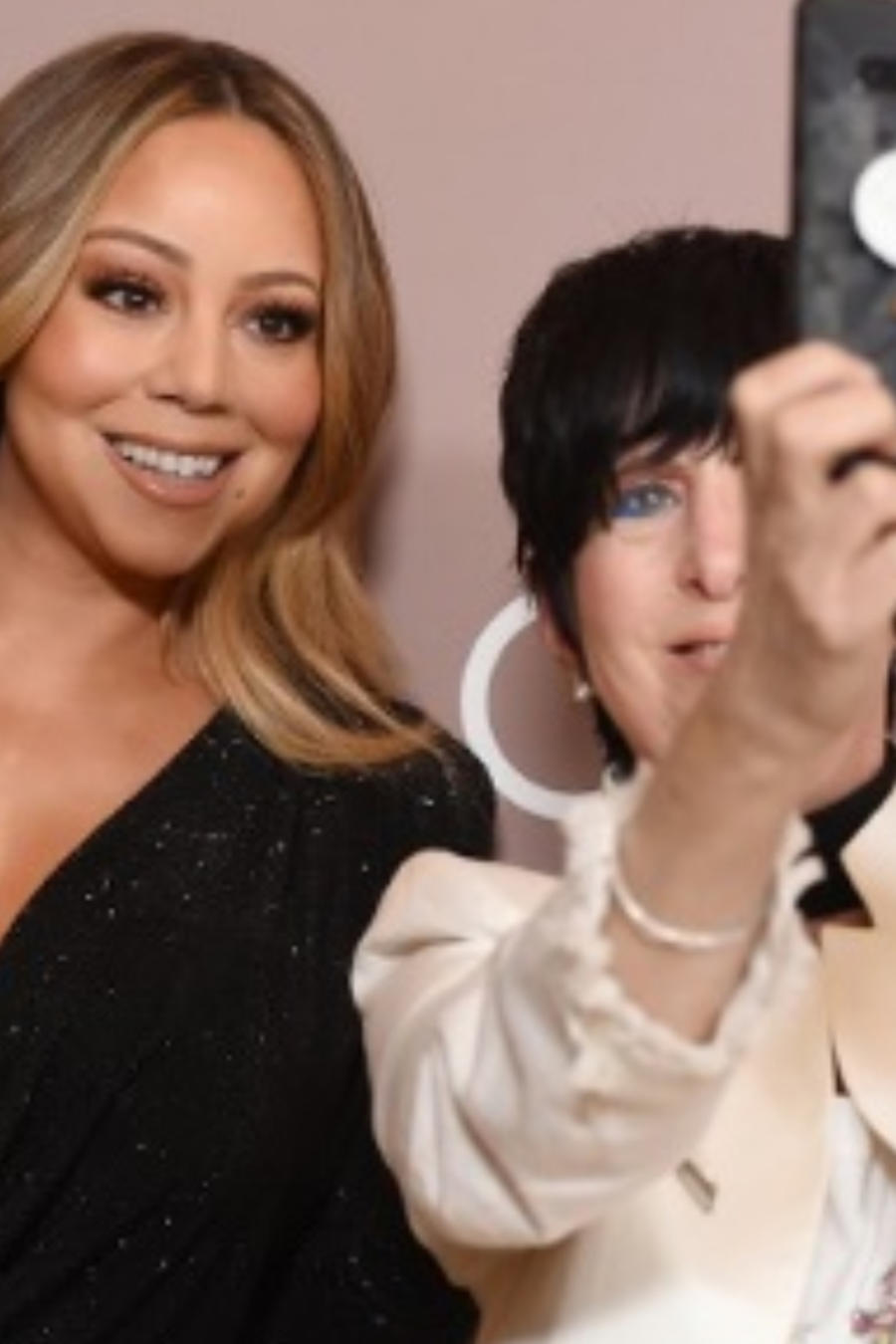 Mariah Carey y Diane Warren