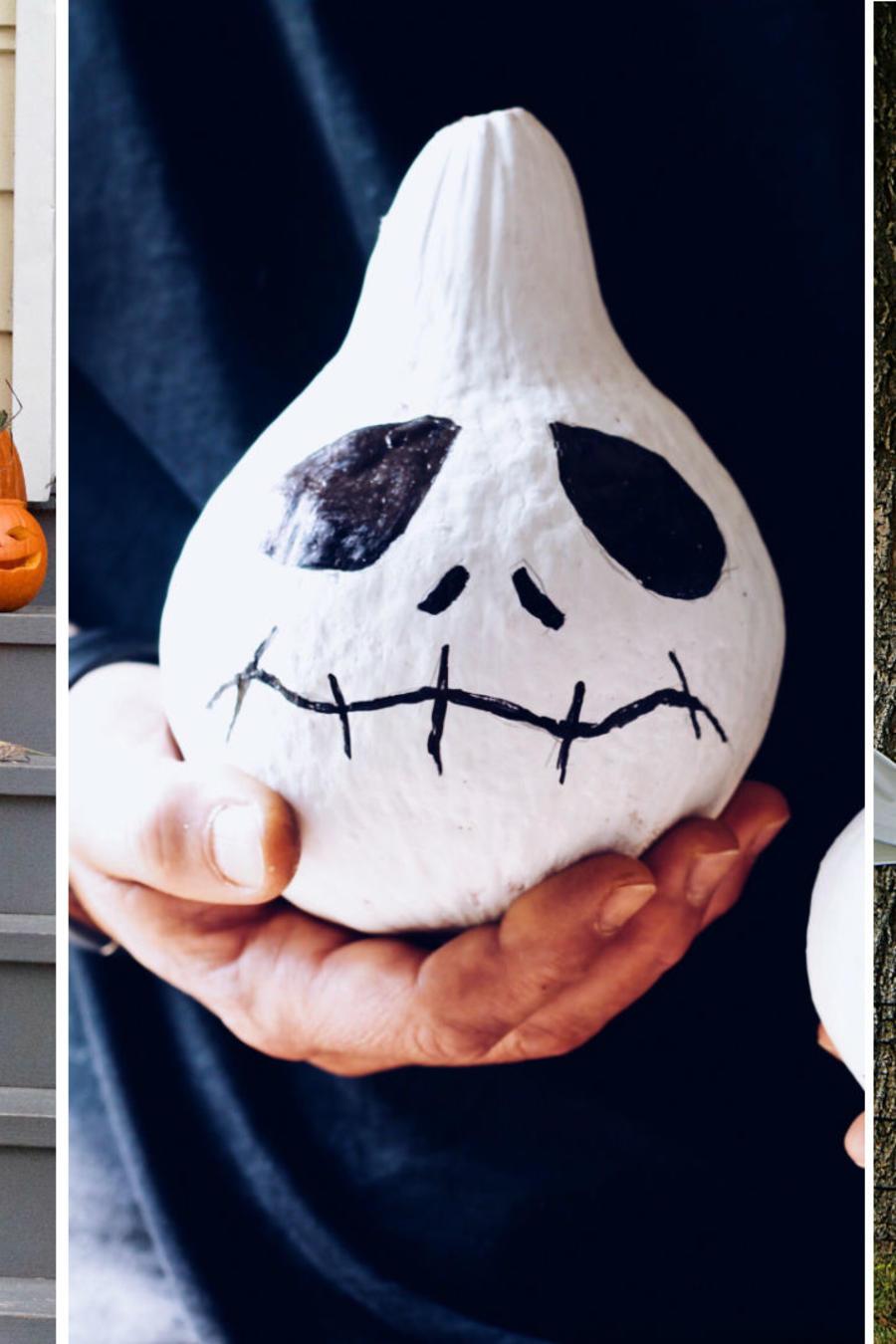 Decoración divertida para Halloween