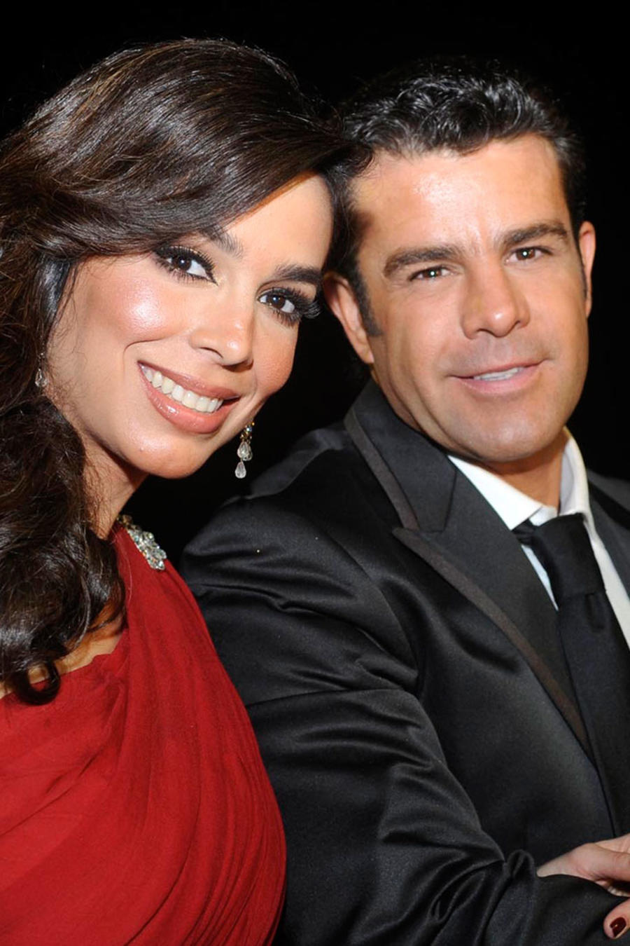 Biby Gaytán y Eduardo Capetillo