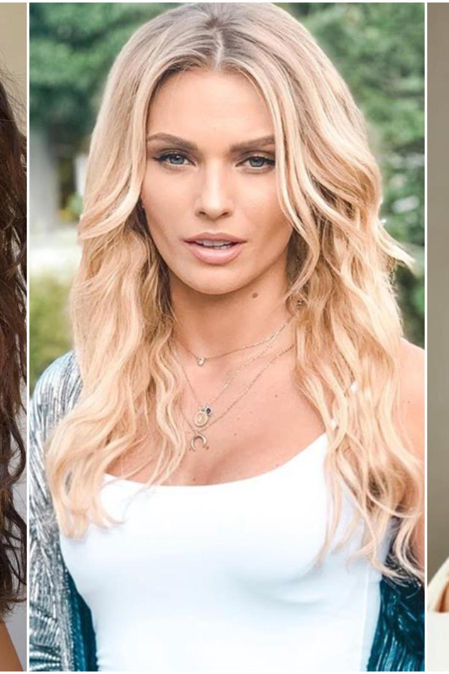 Selena Gómez, Irina Baeva y Eva Longoria tintes de cabello