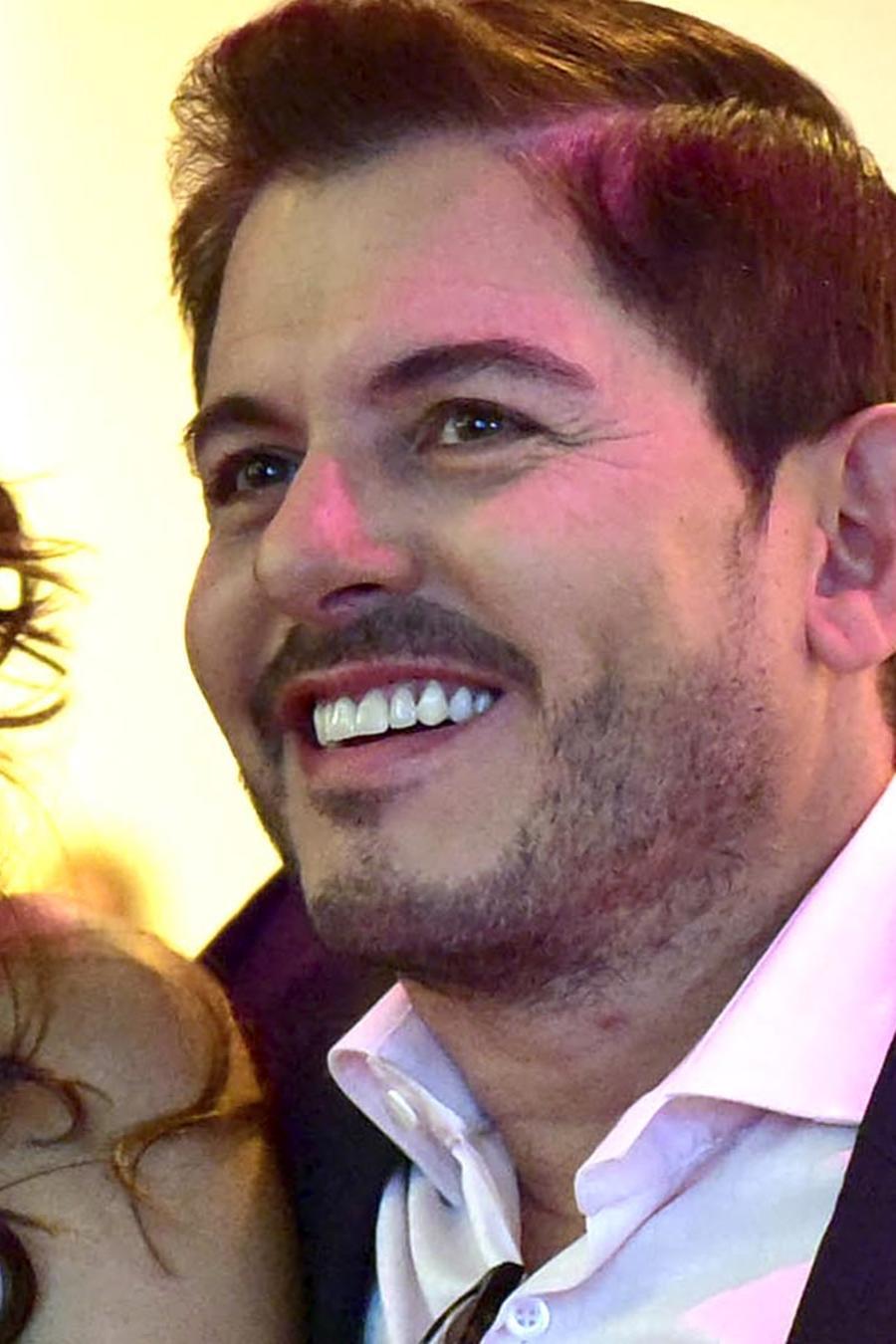 Ernesto Laguardia y Patricia Rodríguez