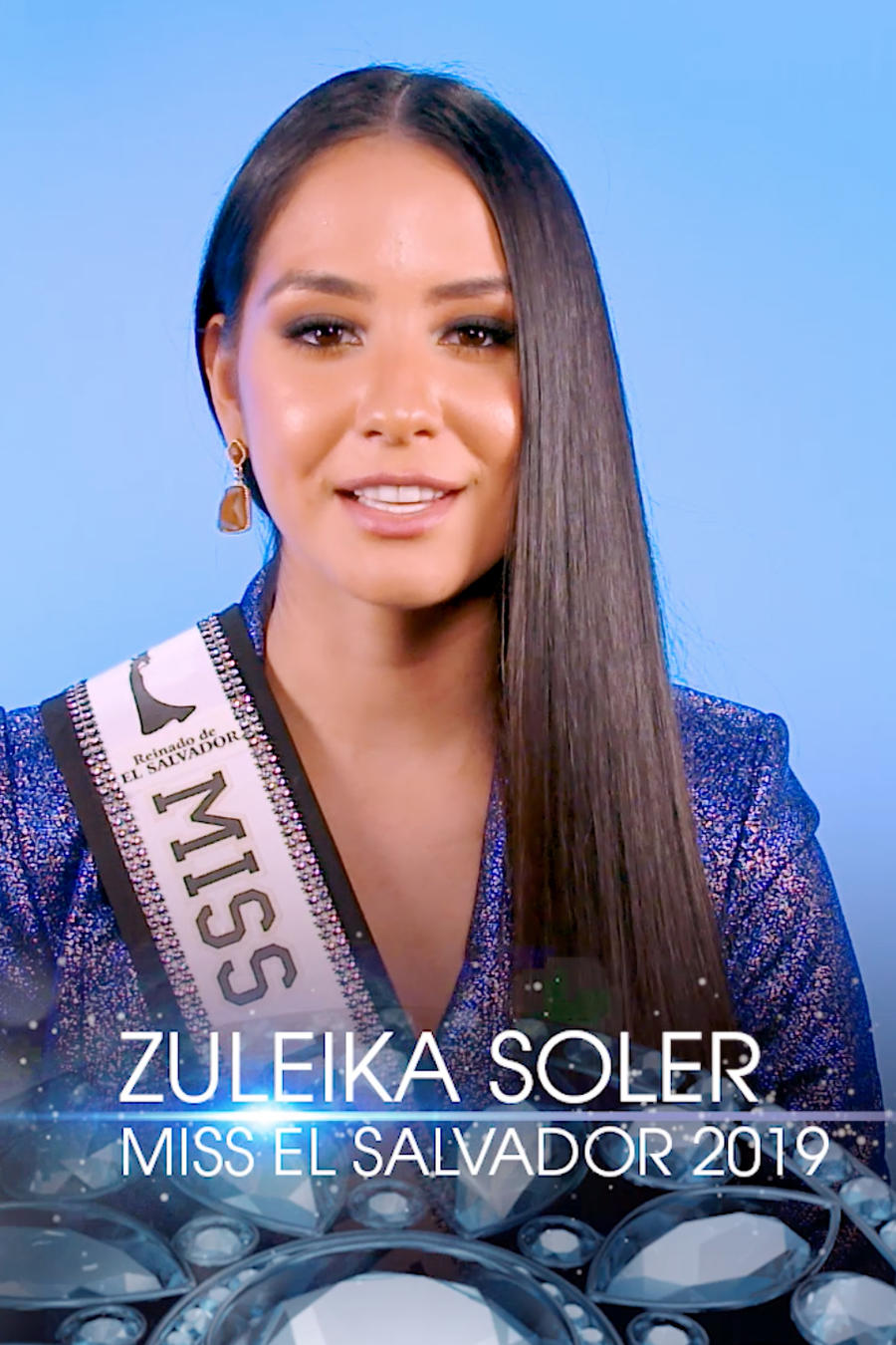 Zuleika Soler, Miss El Salvador 2019 en Miss Universo