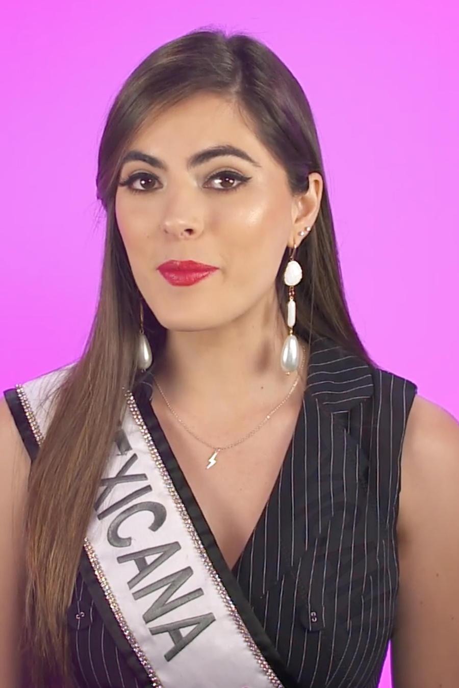 Sofía Aragón, Miss México