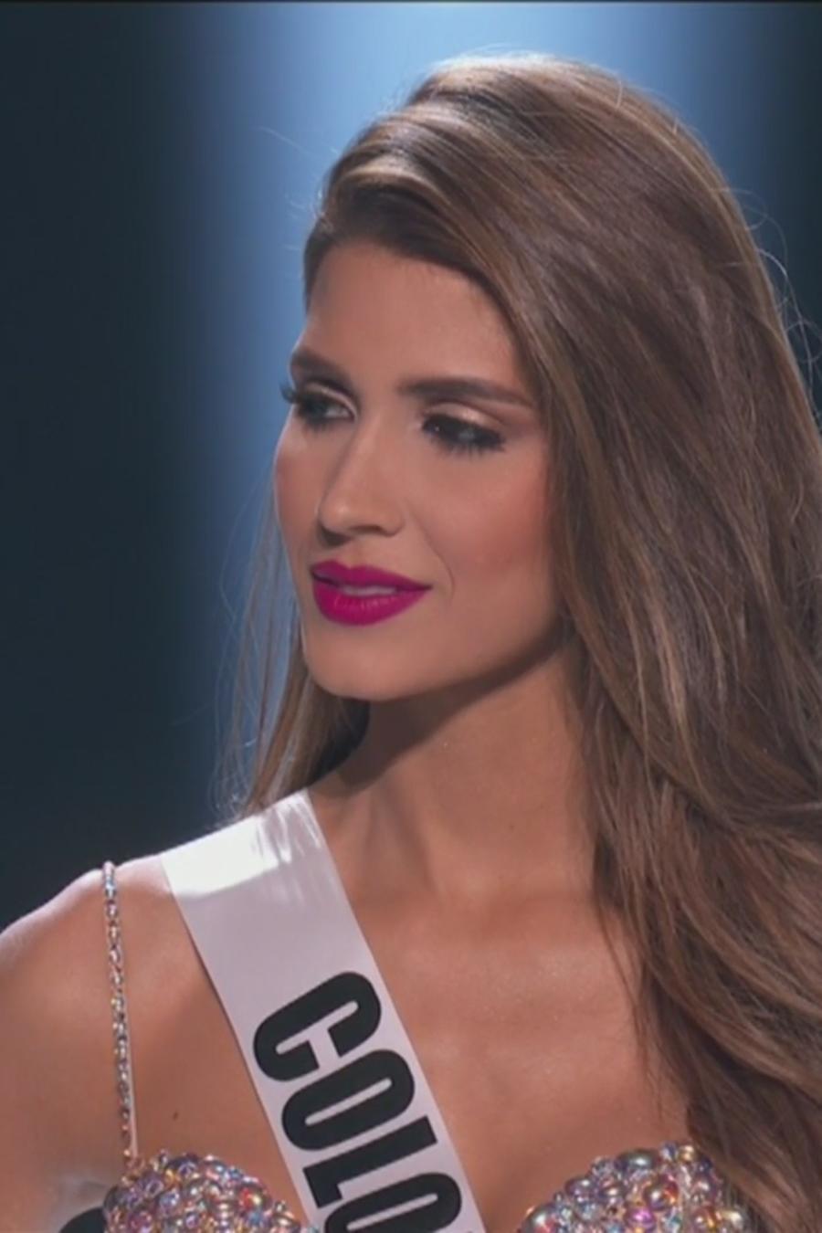 Gabriela Tafur, Miss Colombia 2019, Miss Universo 2019, top 5