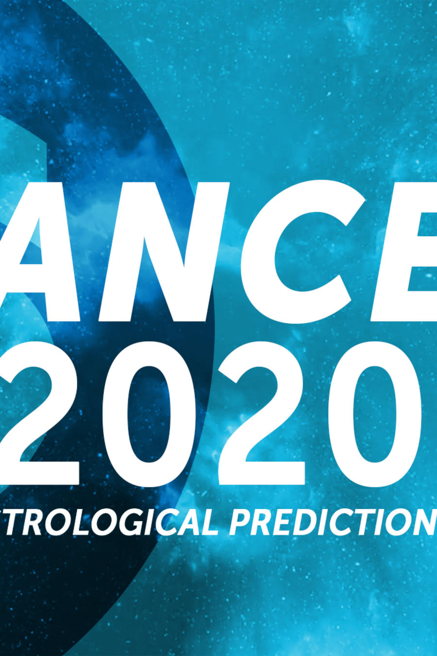 Cancer, Astrology predictions 2020