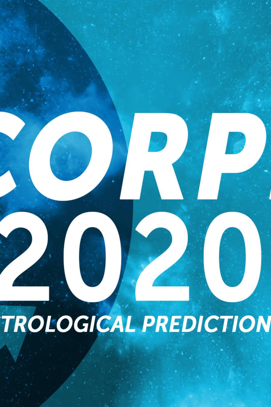 Scorpio, Astrology predictions 2020
