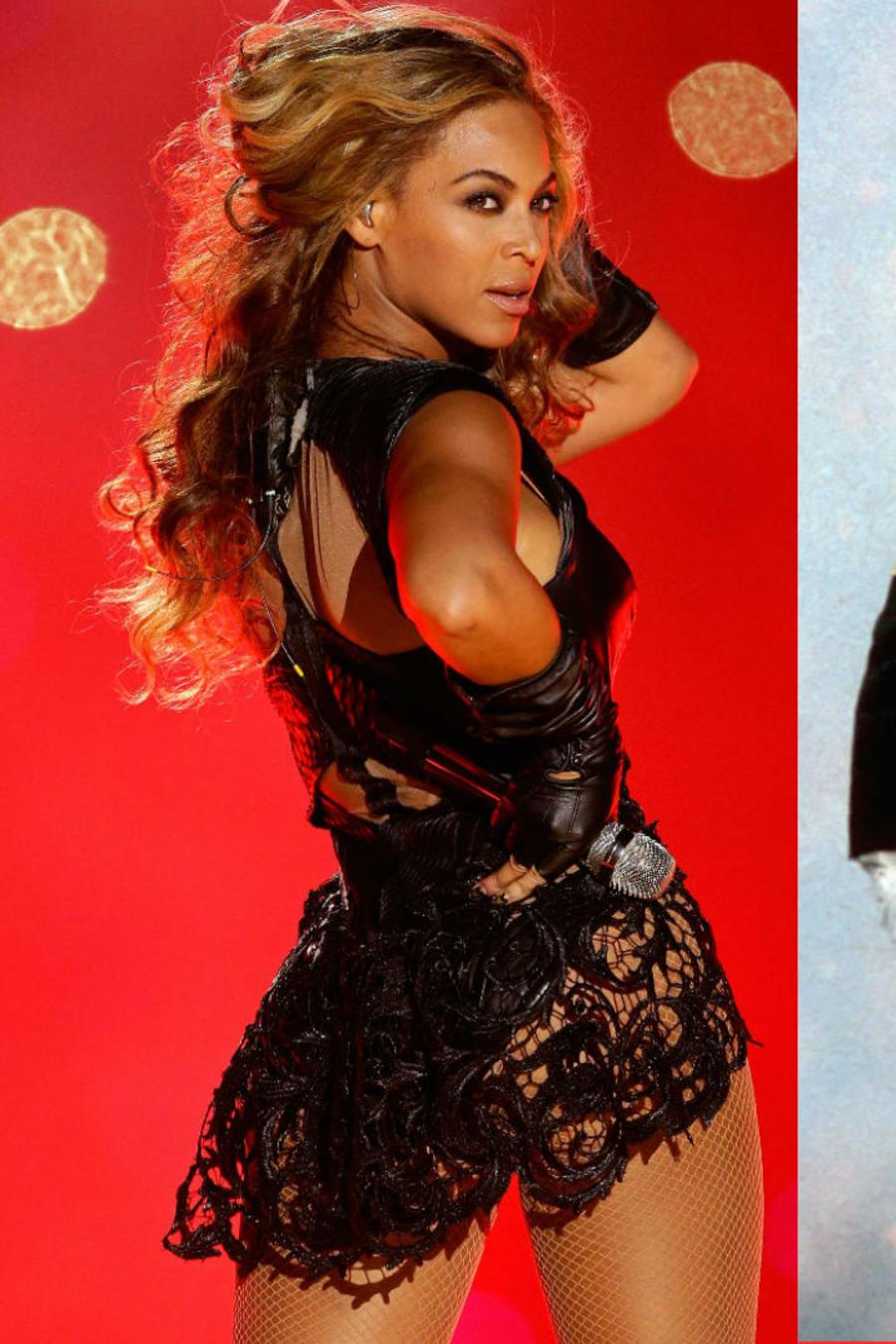 Beyoncé, Michael Jackson, Prince, en el Super Bowl