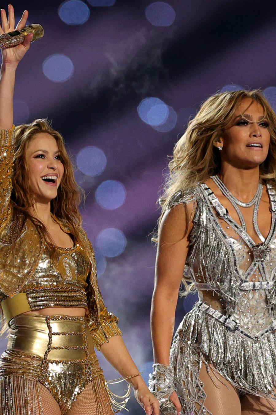 Super Bowl LIV: Shakria, JLO, Bad Bunny and J Balvin's Best Moments (PHOTOS)