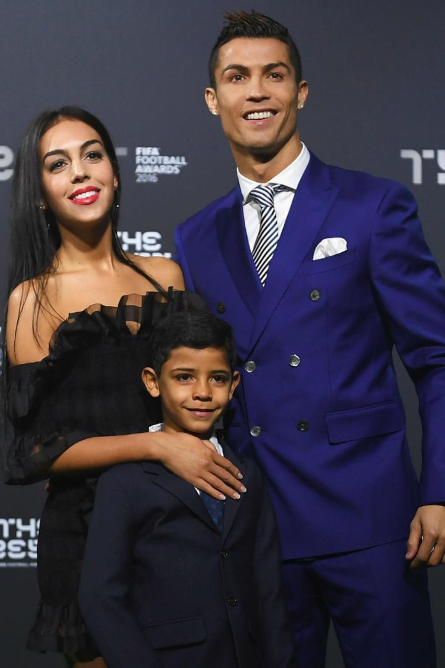 El hijo mayor de Cristiano Ronaldo debuta como influence