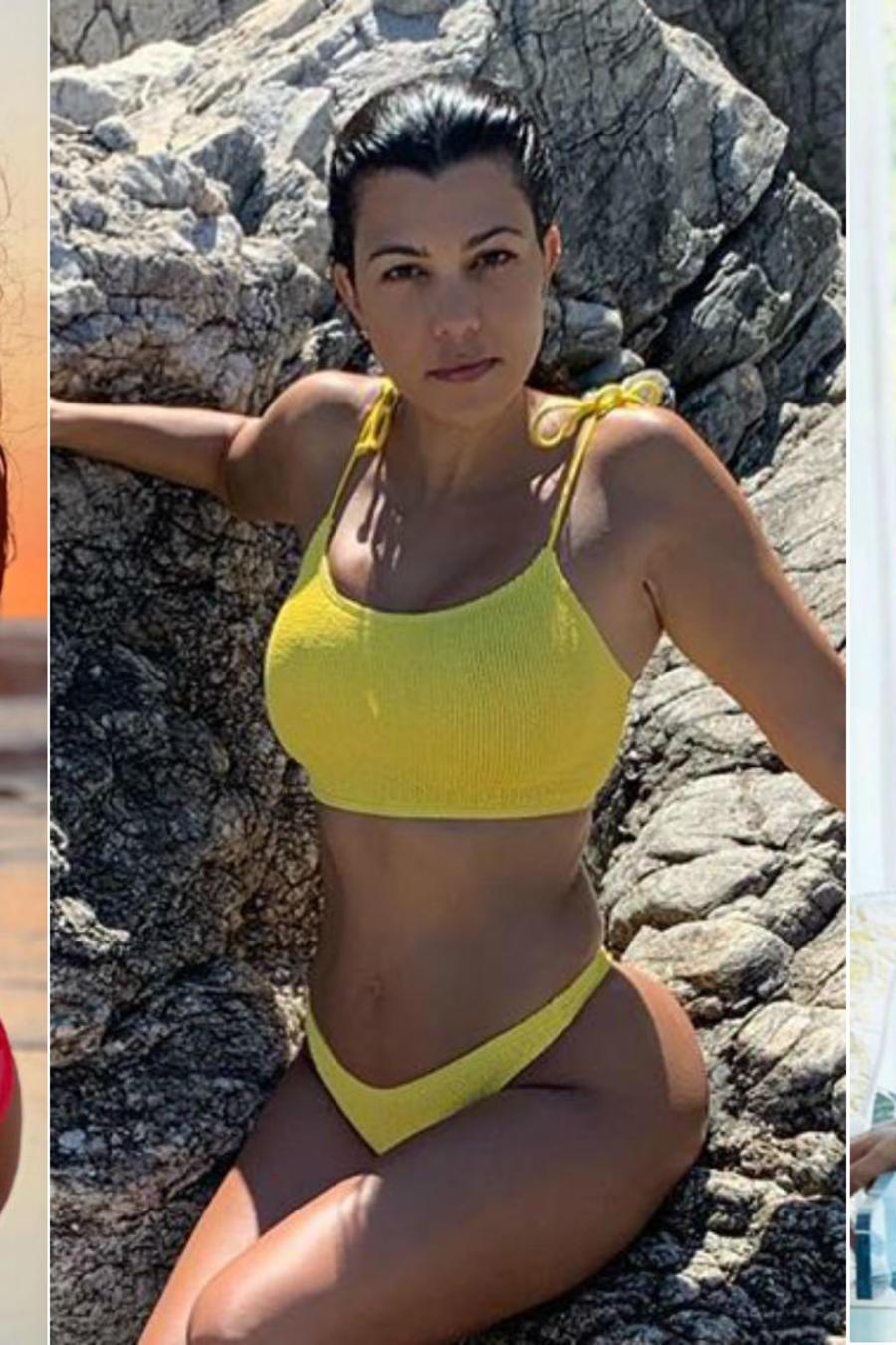 Gina Rodriguez, Kourtney Kardashian, Jennifer Lopez