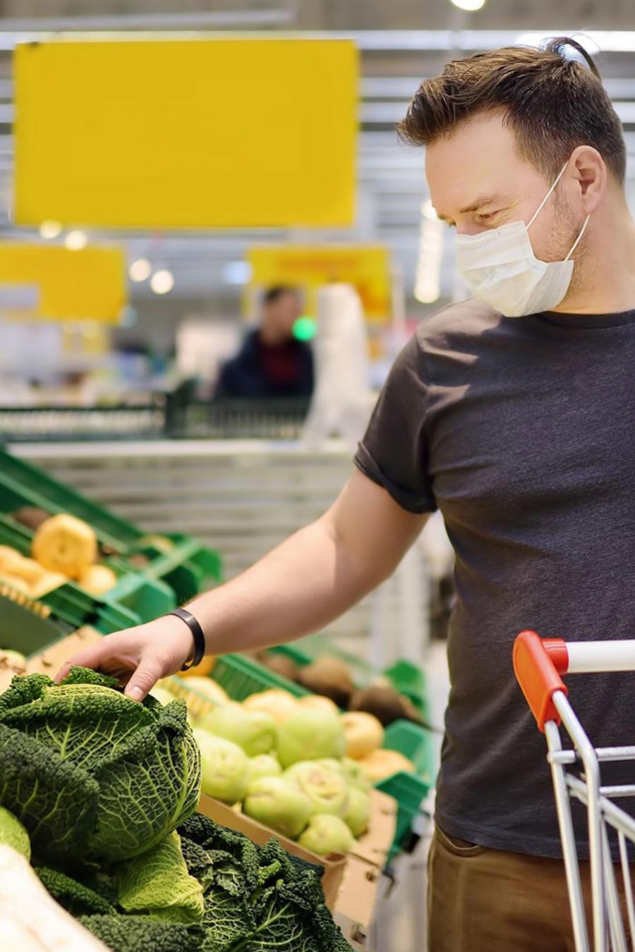 Alimentos saludables para la cuarentena