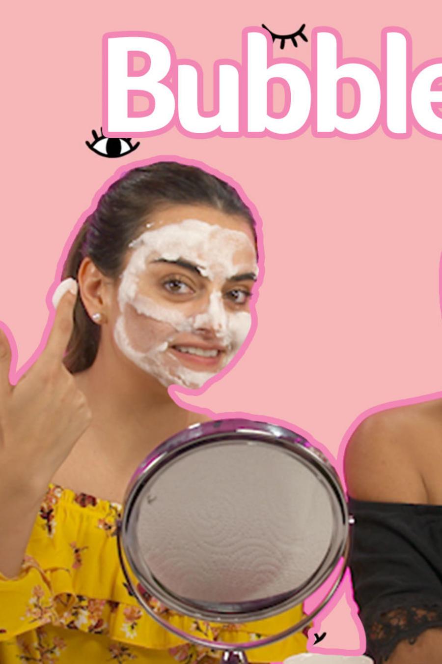 As Seen On IG episodio 3, temporada 2: Bubble mask