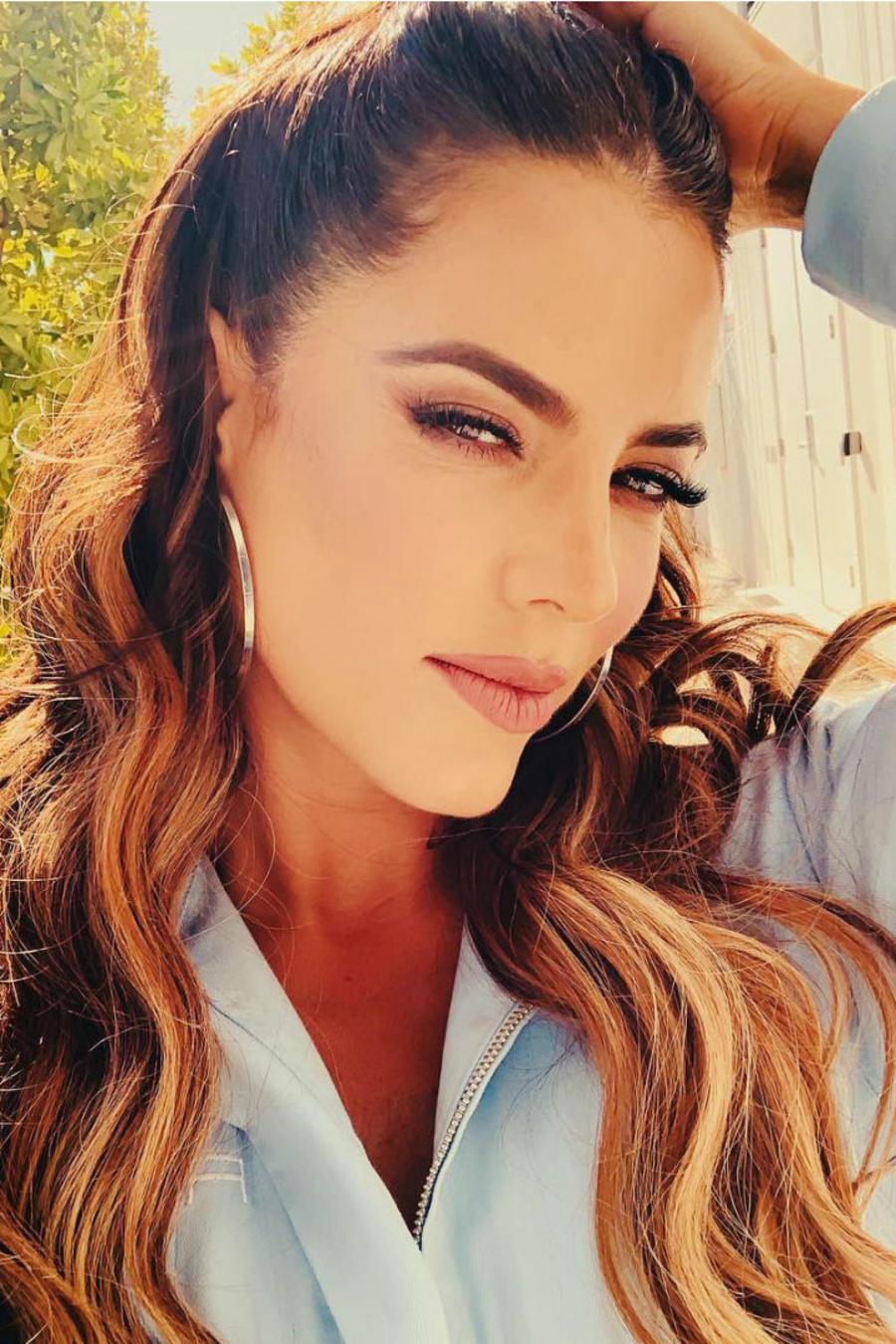 Gaby Espino maquillaje efecto no makeup