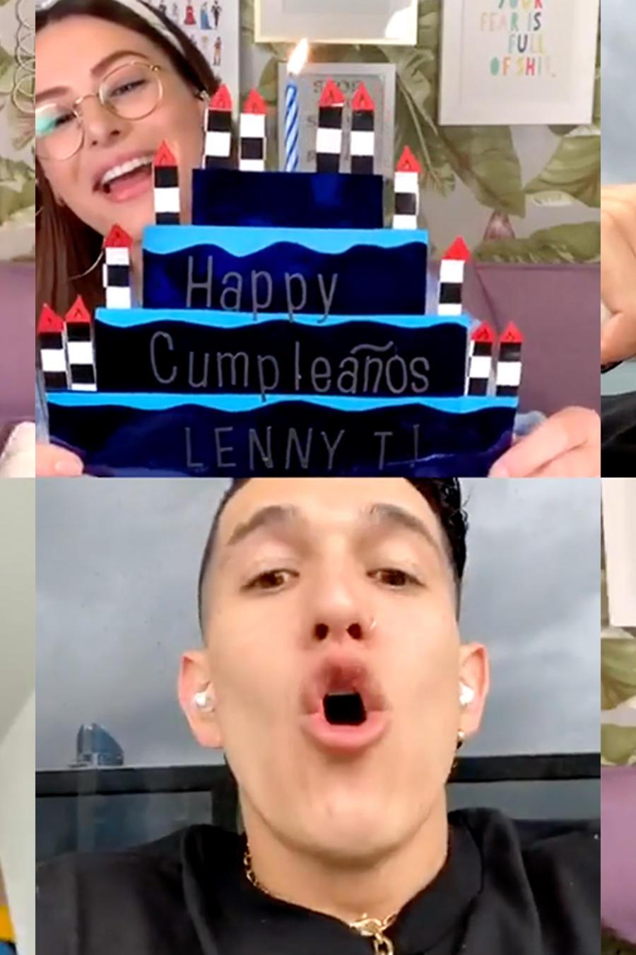 Happy Hour con Lenny Tavárez