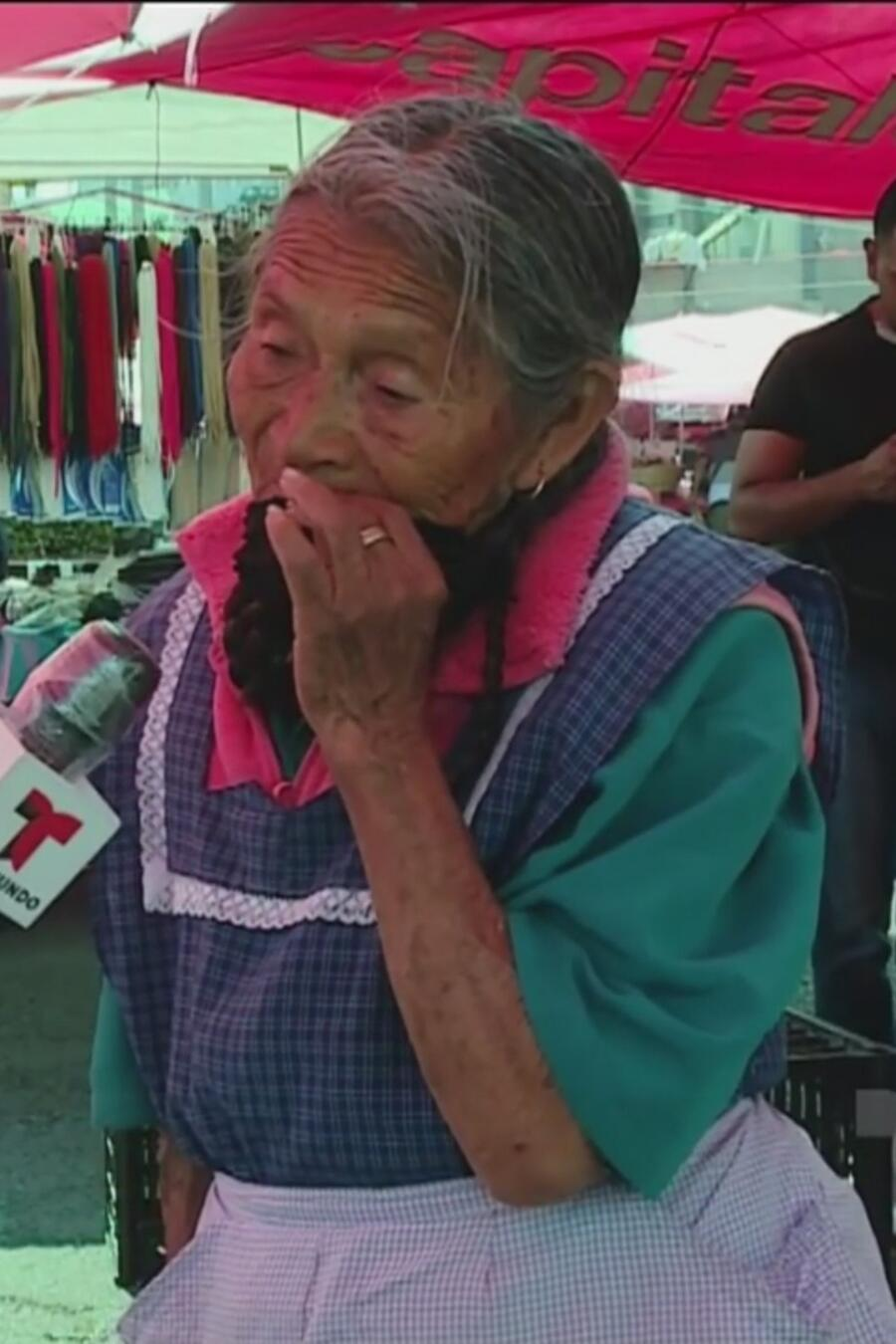 Adultos mayores en México