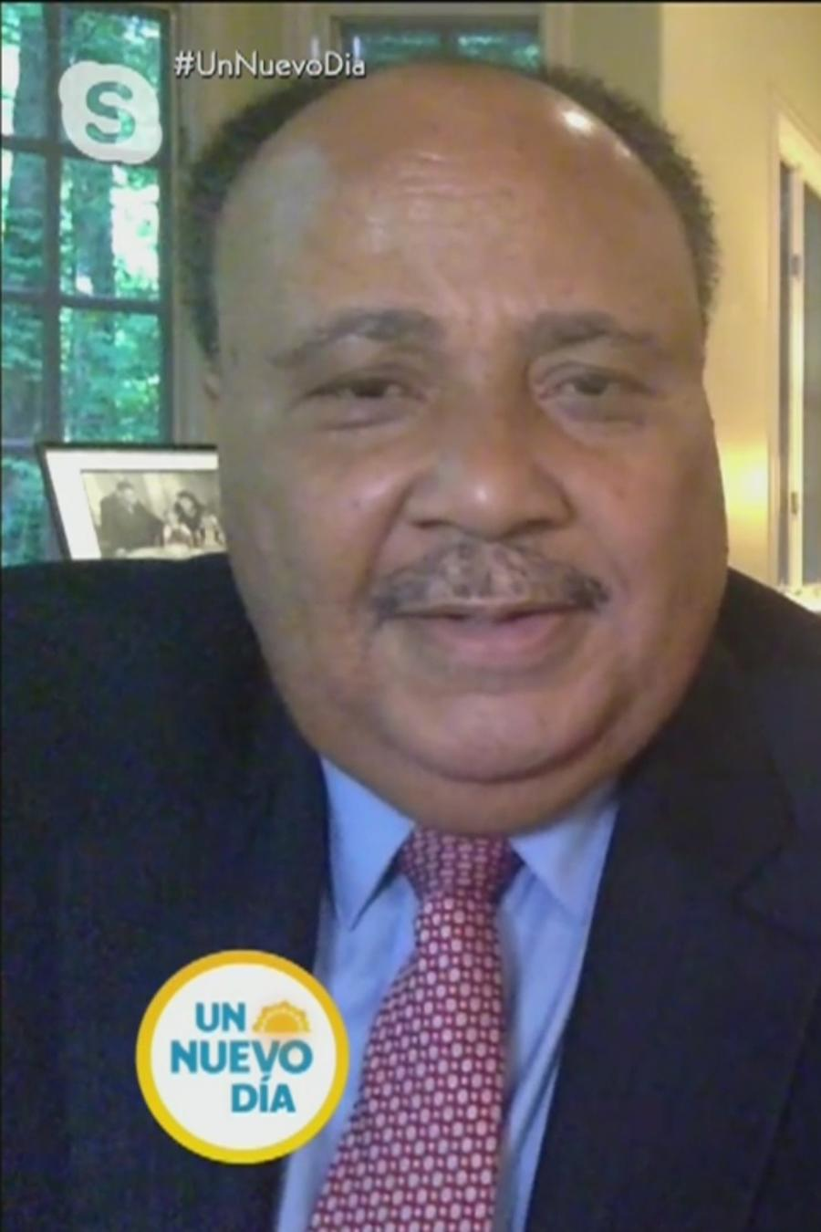Entrevista Martin Luther King III