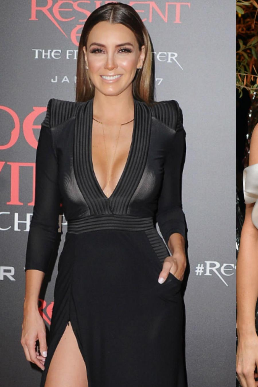 Elizabeth Gutiérrez, Kate Beckinsale y Lena Dunham