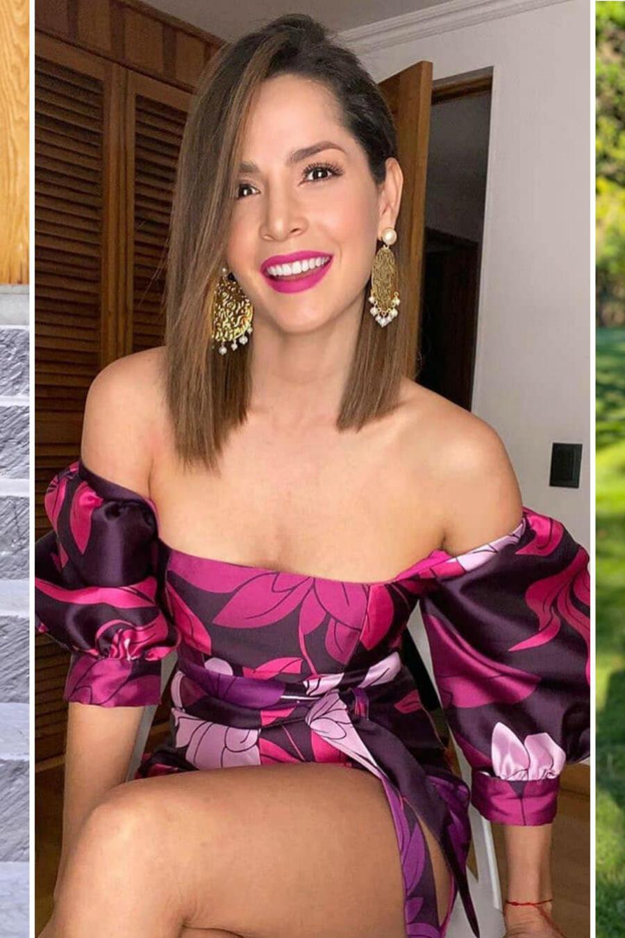Maribel Guardia, Carmen Villalobos y Sharon Fonseca
