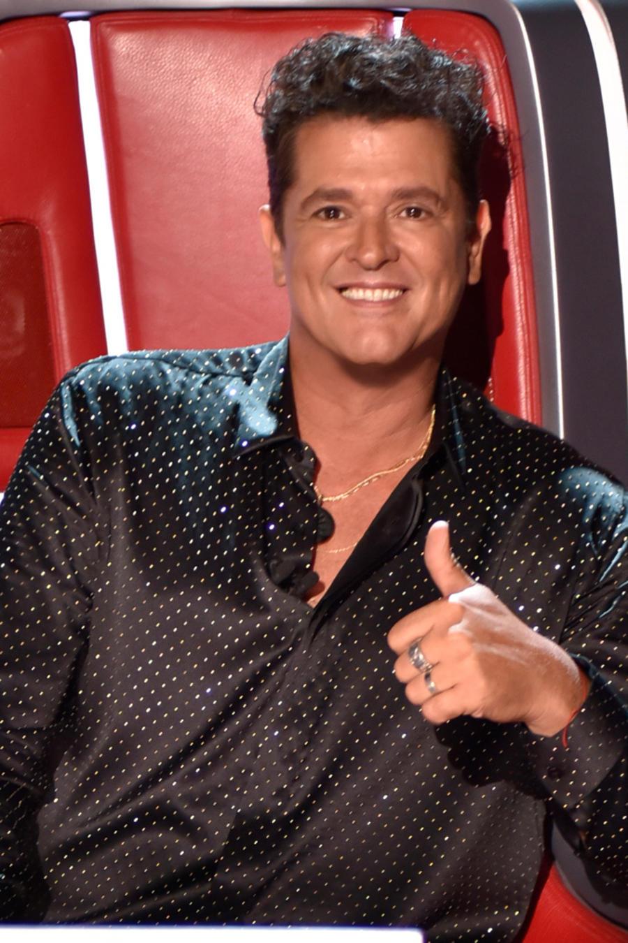 Carlos Vives, coach de La Voz US 2