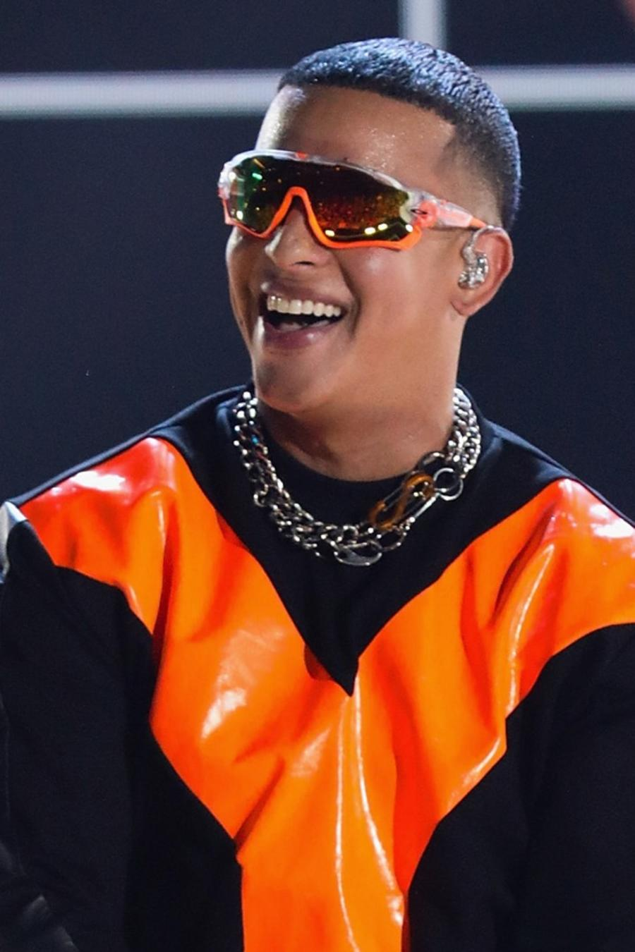 Daddy Yankee en los Kids Choice Awards Mexico 2019