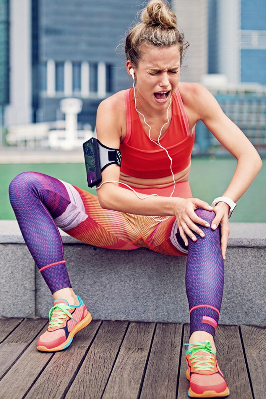Lesiones al correr