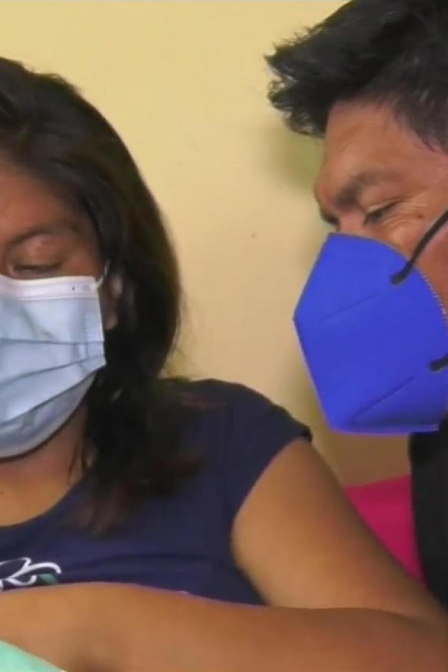 Padres aseguran que esperaban gemelos y le dieron un bebé