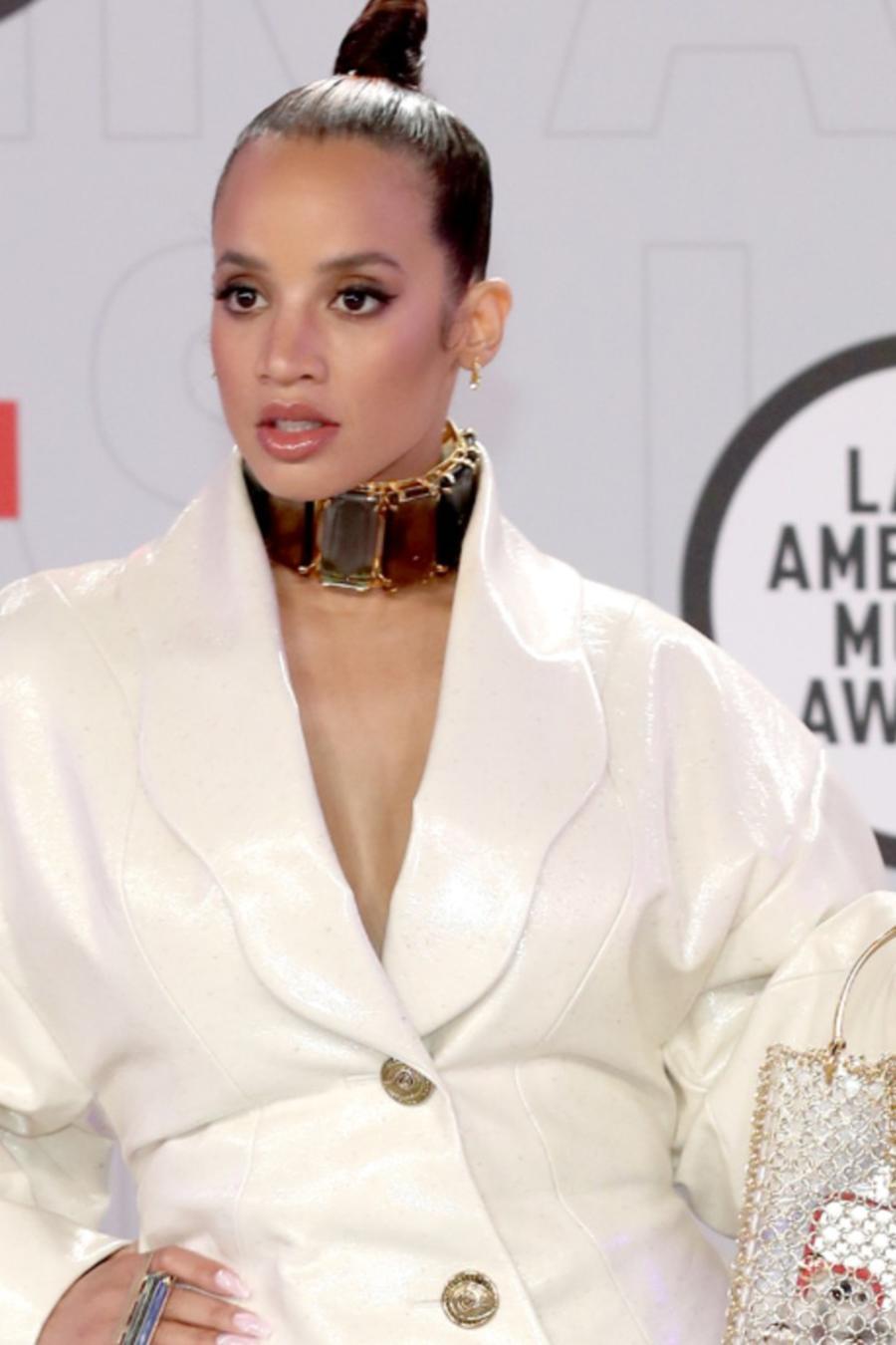 Dascha Polanco en los Latin American Music Awards 2021