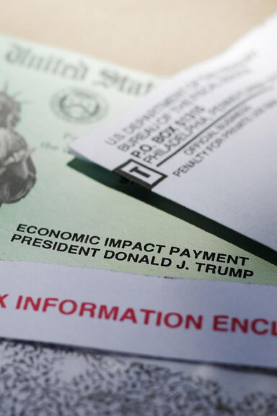 Cheque de alivio económico