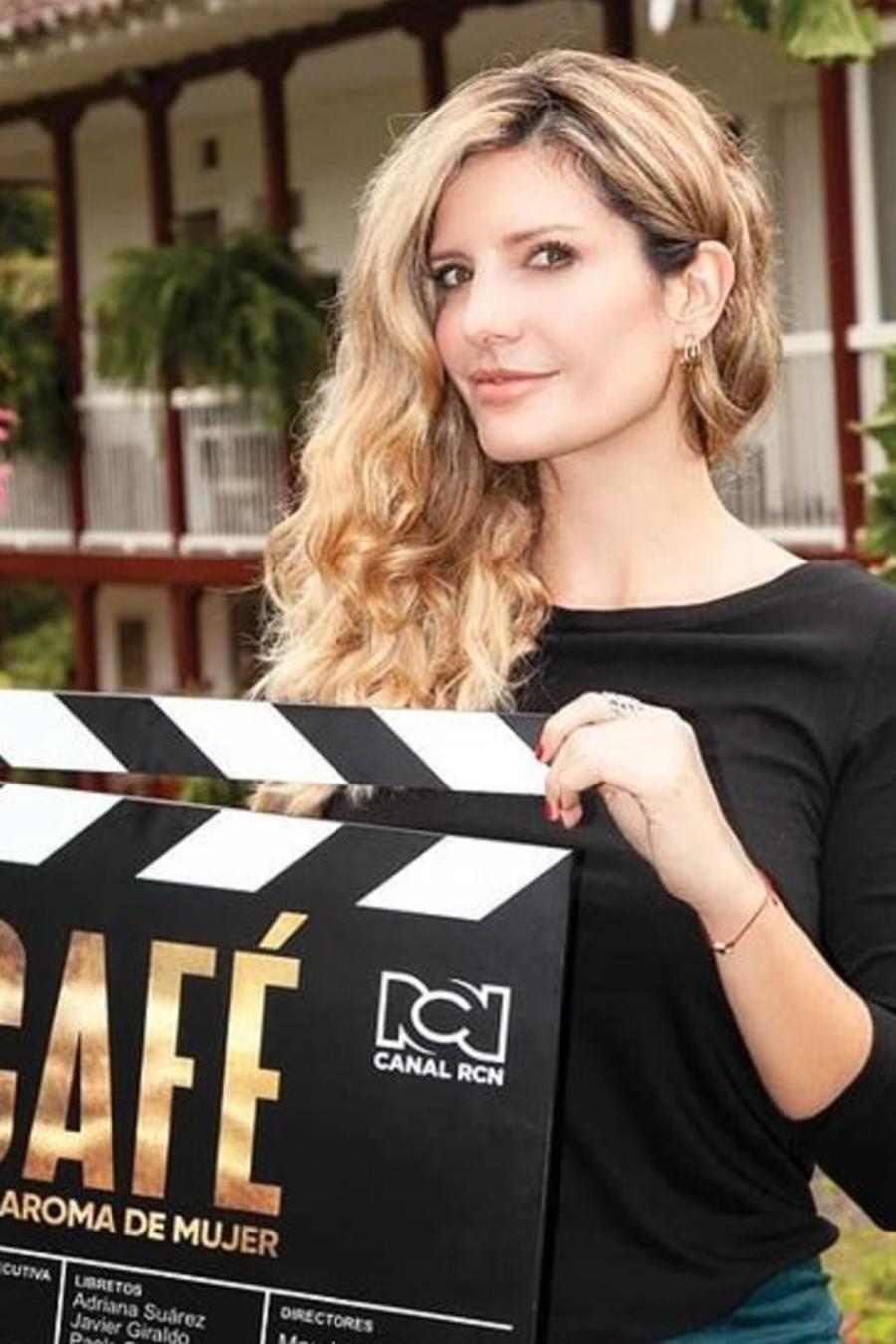 Mabel Moreno en Café con Aroma de Mujer