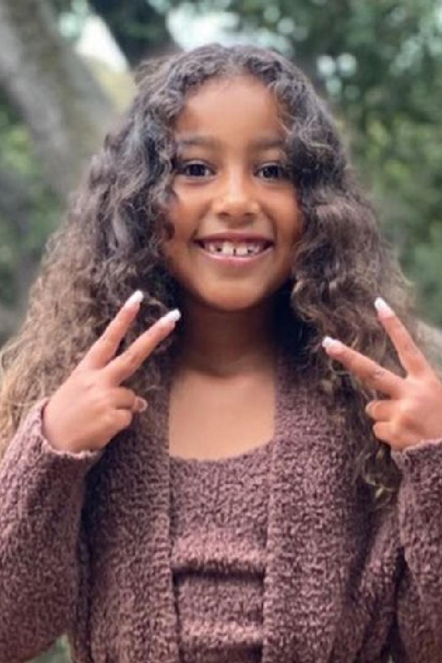 North West,hija de Kim Kardashian y Kanye West