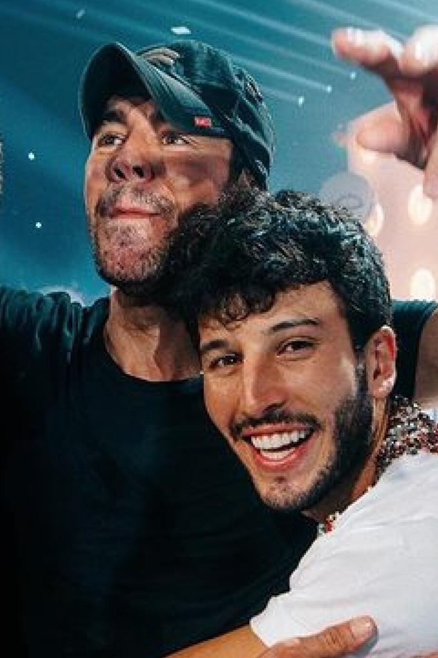 Ricky Martin, Enrique Iglesias y Sebastián Yatra