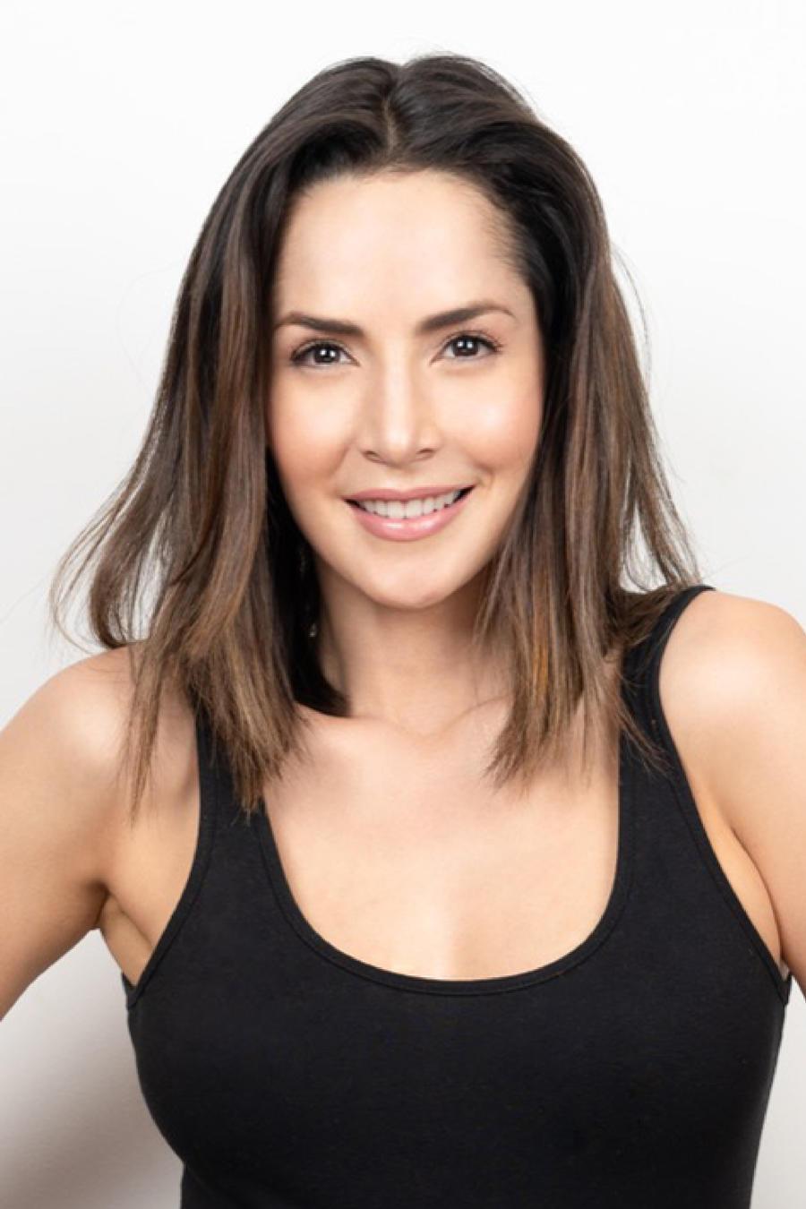 Carmen Villalobos, actriz de Telemundo