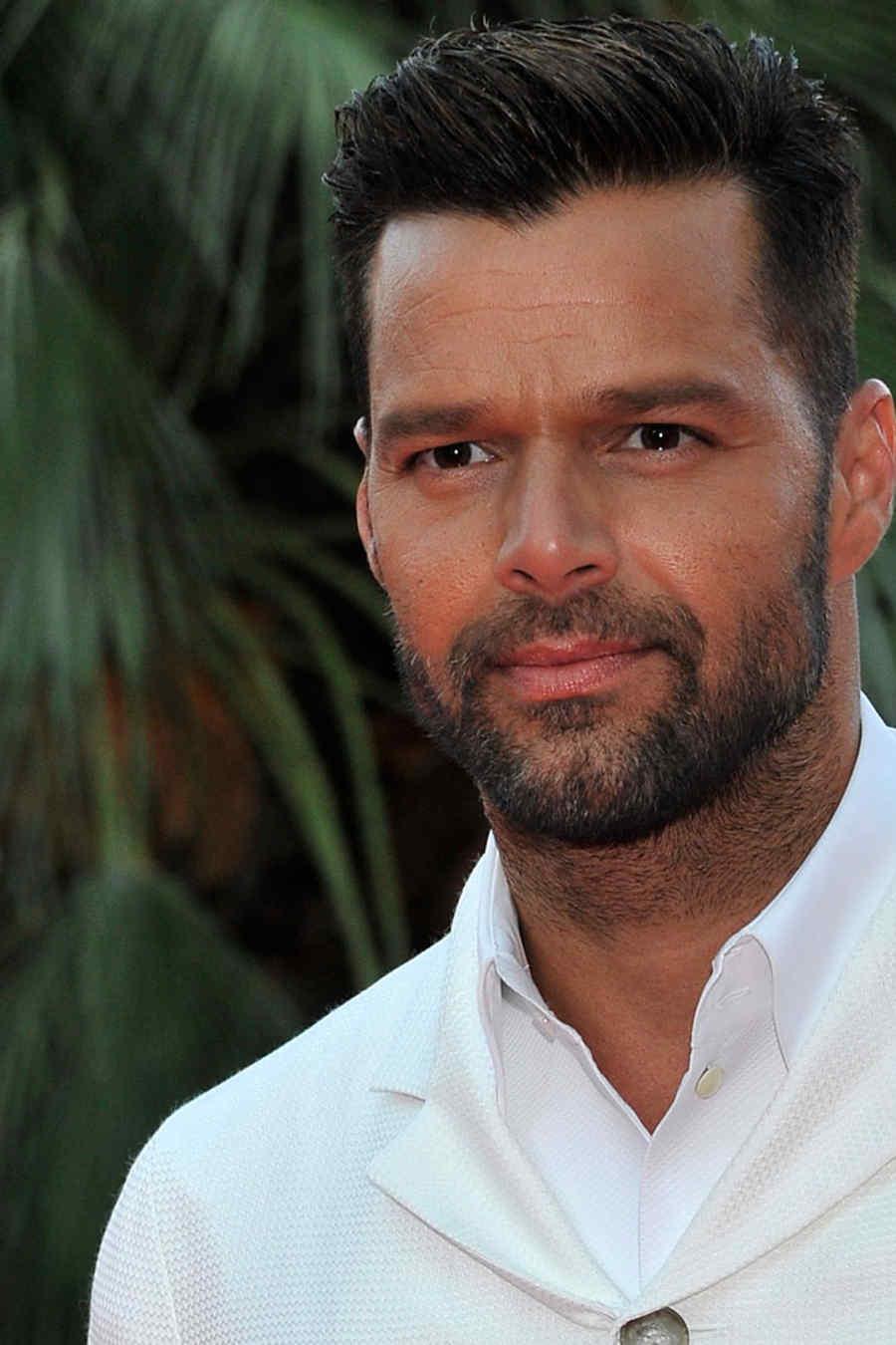 Ricky Martin en el Monaco World Music Awards 2014