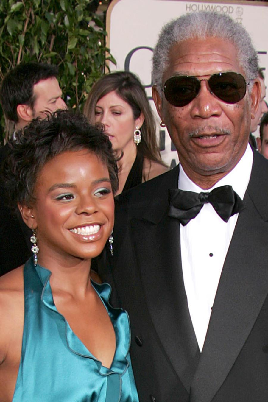 Nieta de Morgan Freeman es asesinada en Nueva York