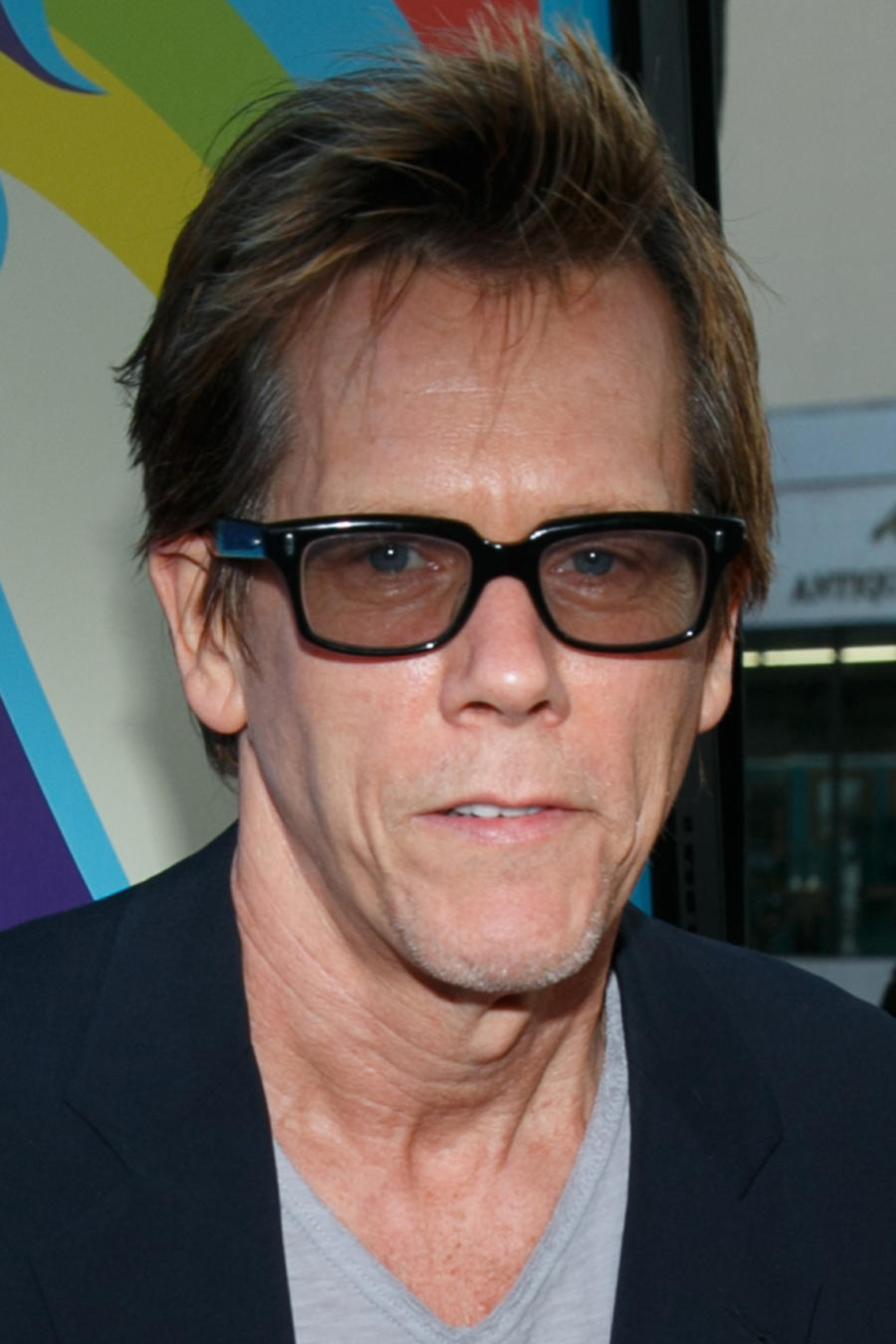 """Kevin Bacon en la premiere de """"Love & Mercy""""."""