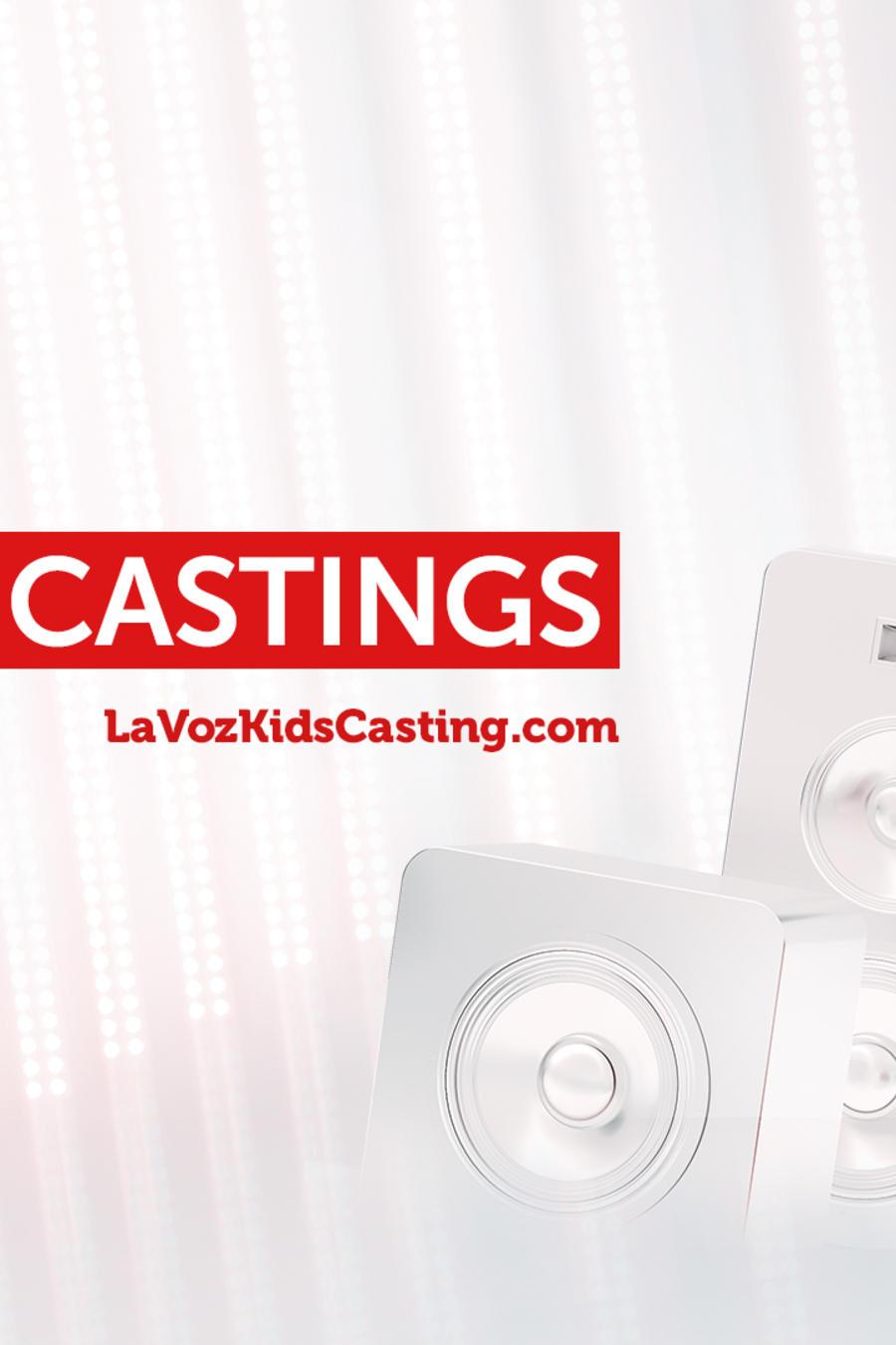 La Voz Kids Castings