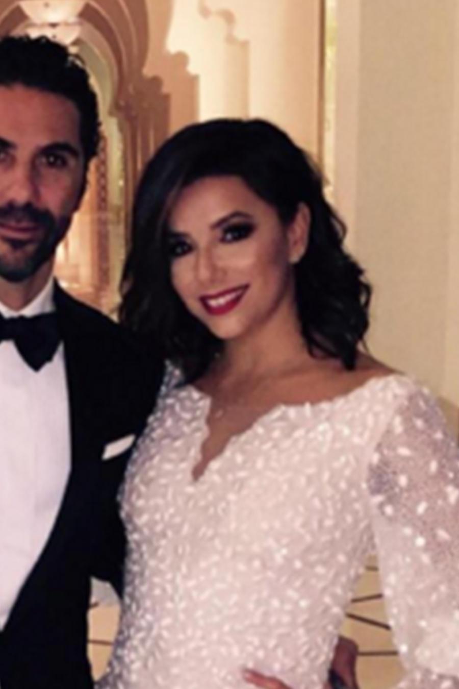 Eva Longoria y Jose Antonio Baston