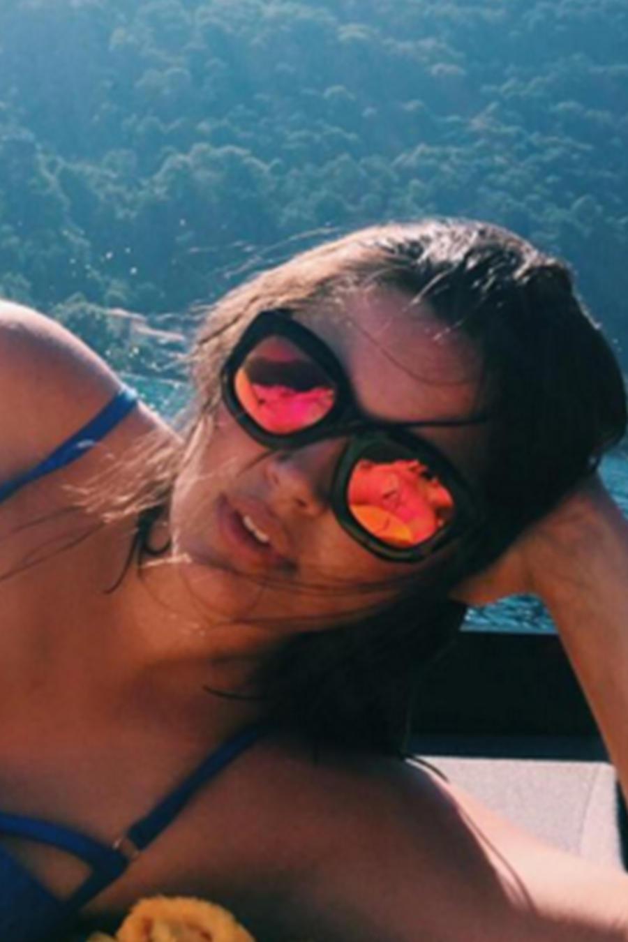 Alessandra García Lorido, la hija de Andy García
