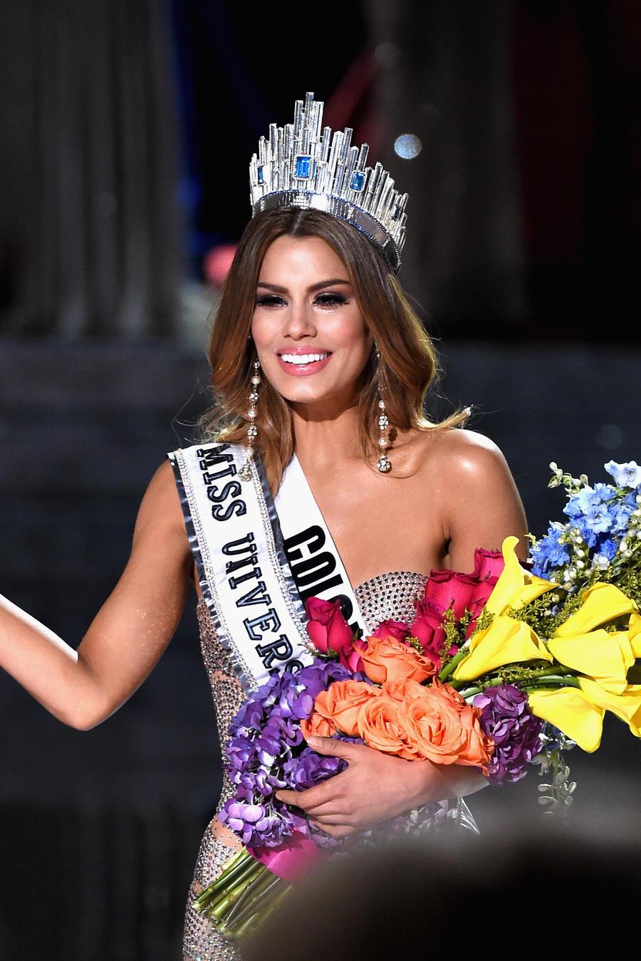 Miss Colombia Ariadna Gutiérrez: The 2015 Miss Universe Pageant