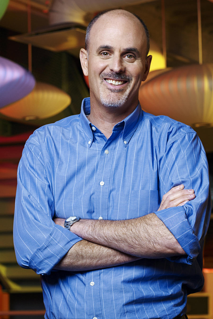 "Daniel Gerson, guionista de éxitos de Walt Disney como ""Monsters, Inc."" y ""Big Hero 6"""