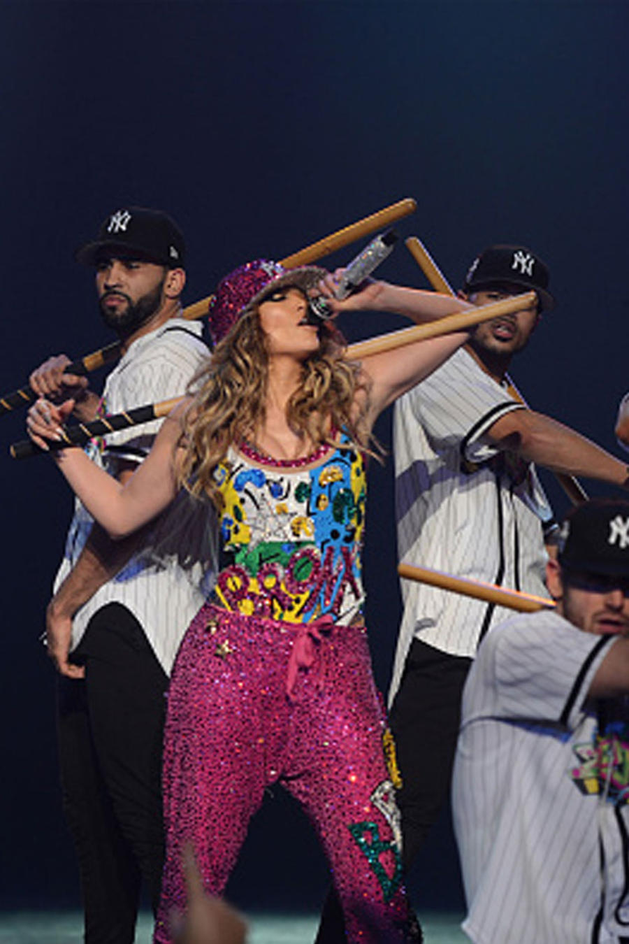 Jennifer Lopez Latin Billboards