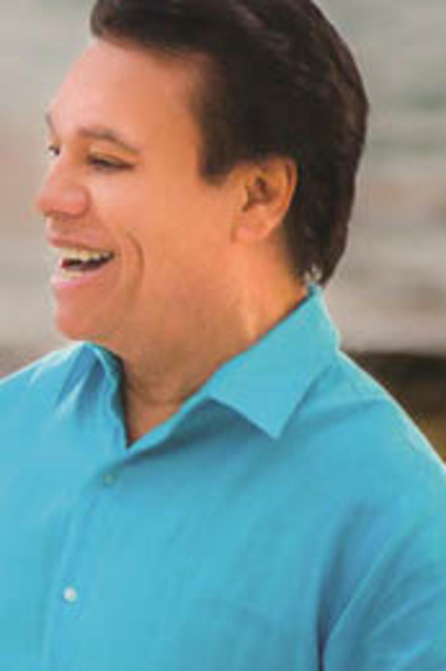 Portada del CD de Juan Gabriel, Los Dúo