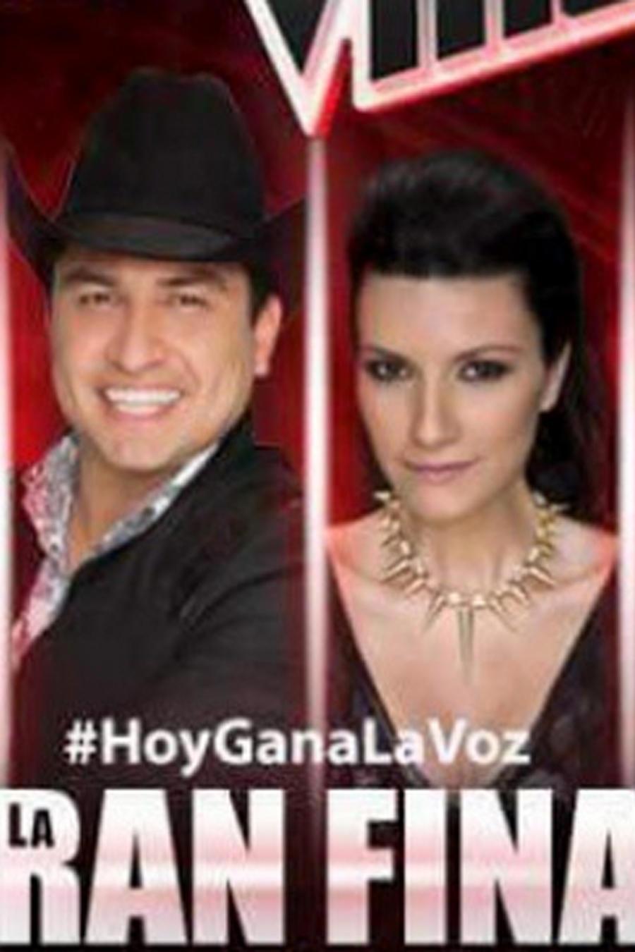 Julión Álvarez La Voz México 2014
