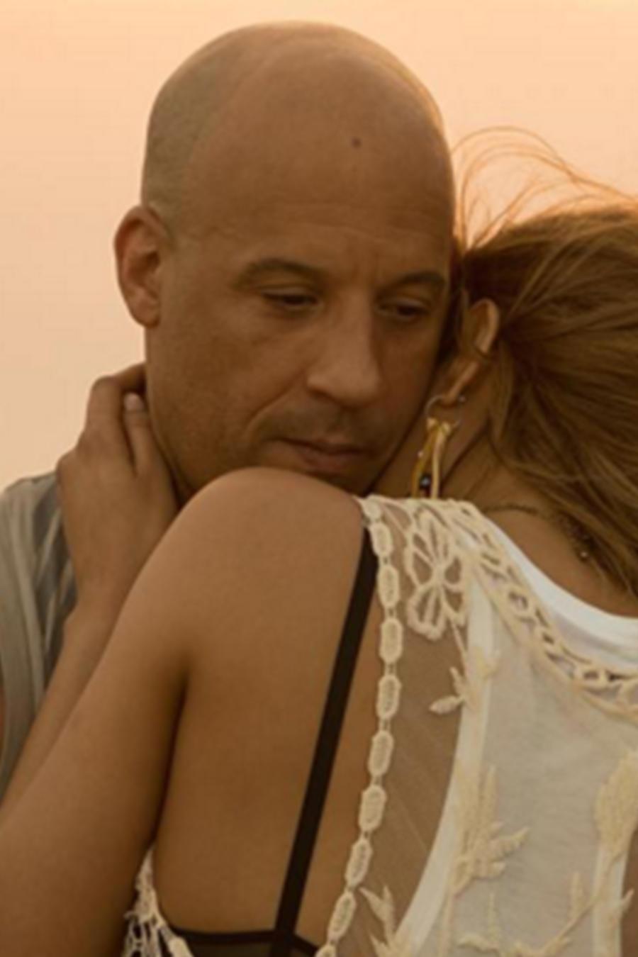 Ariadna Gutiérrez publicó fotos muy íntimas junto a Vin Diesel