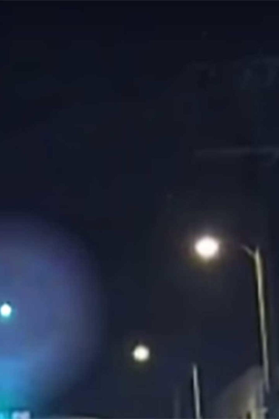 Ufo en los angeles